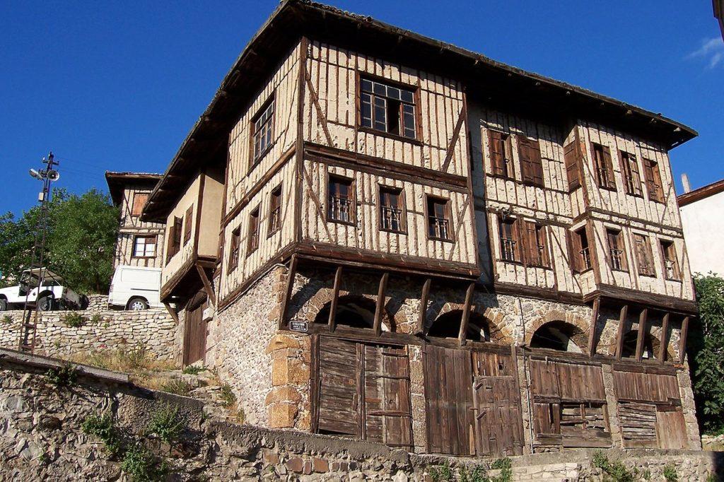 Casa Traditional Otomana em Safranbolu