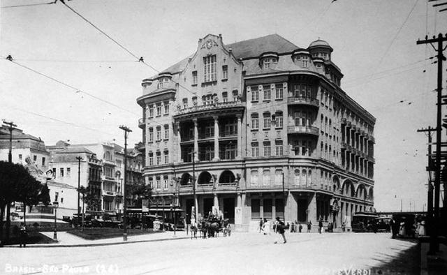 Cine Central - Aparentemente em 1924