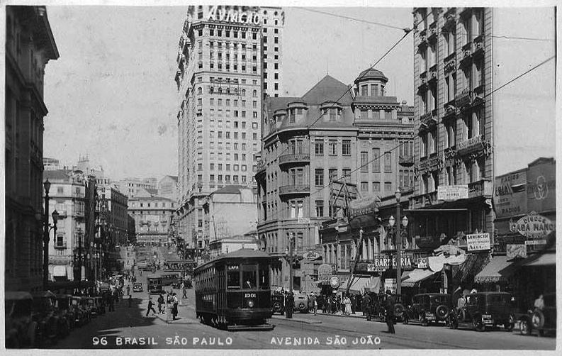 Cinema Central - Avenida São João - SP