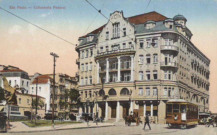 Cinema Central - Cartão Postal