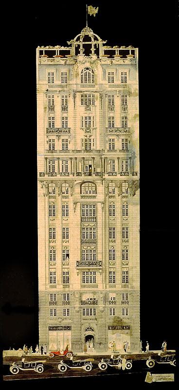 Edifício Sampaio Moreira - Fachada - 1