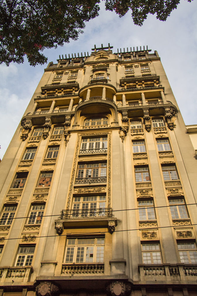 Edifício Sampaio Moreira - Fachada - 2