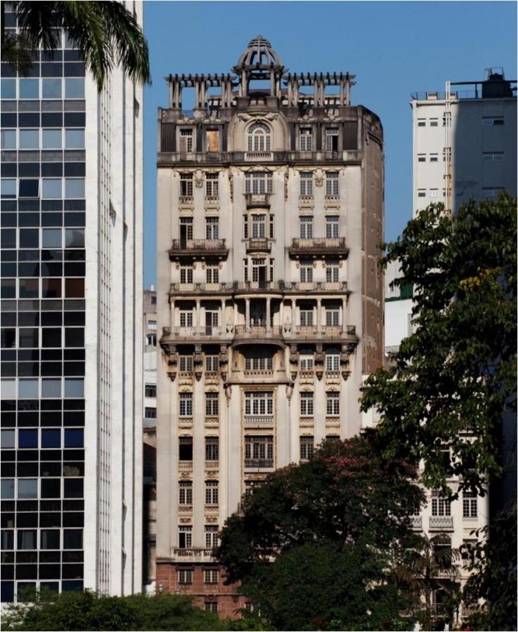 Edifício Sampaio Moreira - Fachada -3