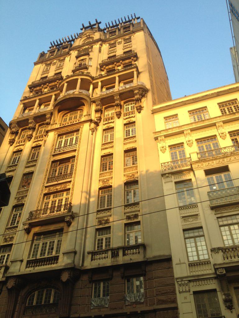 Edifício Sampaio Moreira - Fachada - 4