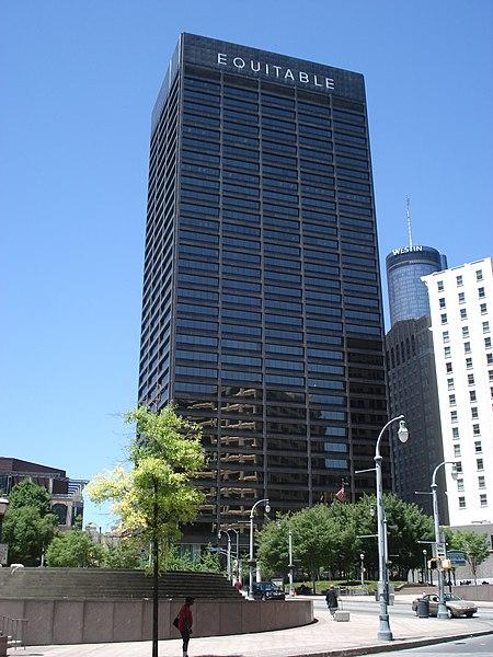 Equitable Building - Atlanta