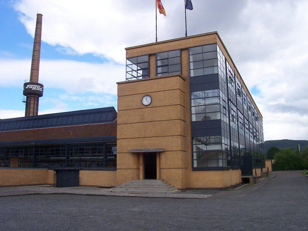 Fabrica Fagus - Walter Gropius