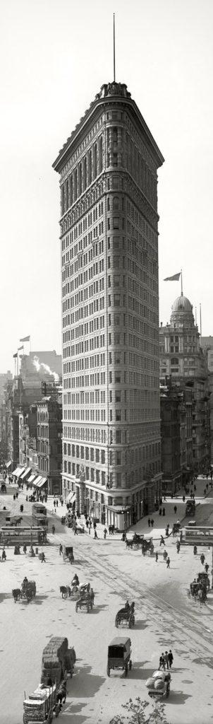 Flatiron Building - 1902