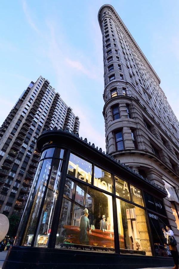 Flatiron Building - Espaço para Exposição
