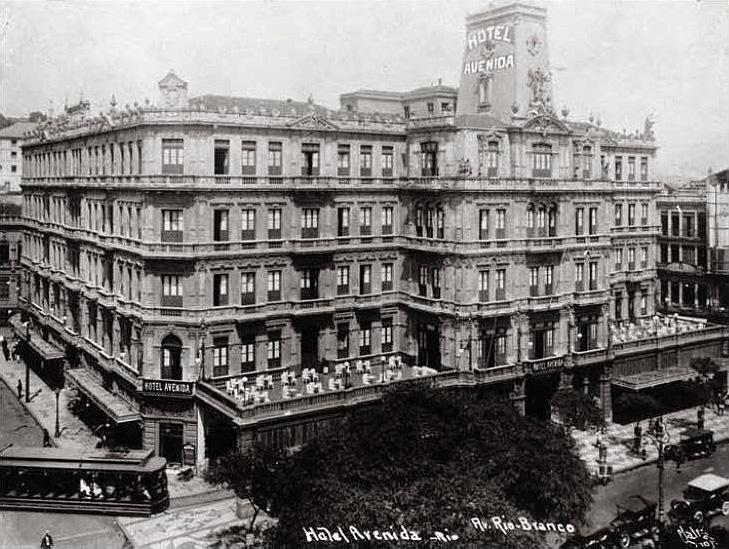 Hotel Avenida - Foto: Augusto Malta