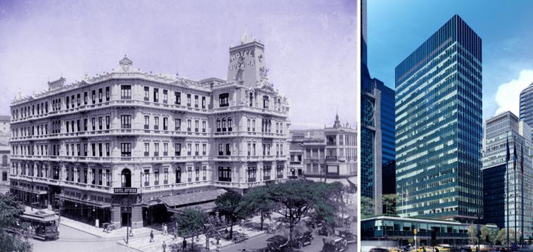 Hotel Avenida - Edifício Av Central