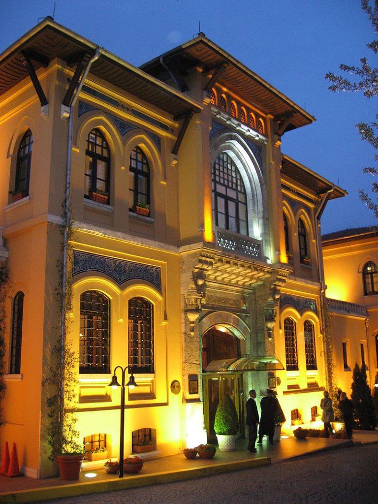 Hotel Four Seasons - Antiga prisão otomana