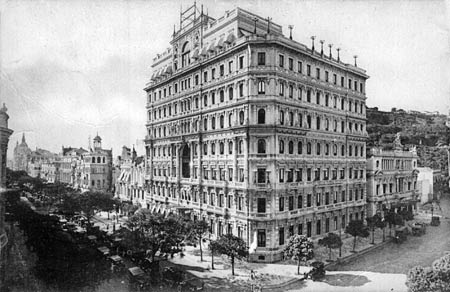 Hotel Palace - 1910