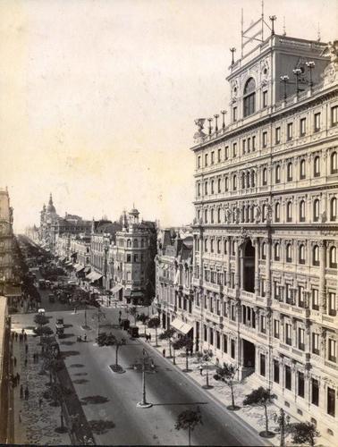 Hotel Palace - Detalhes da Fachada