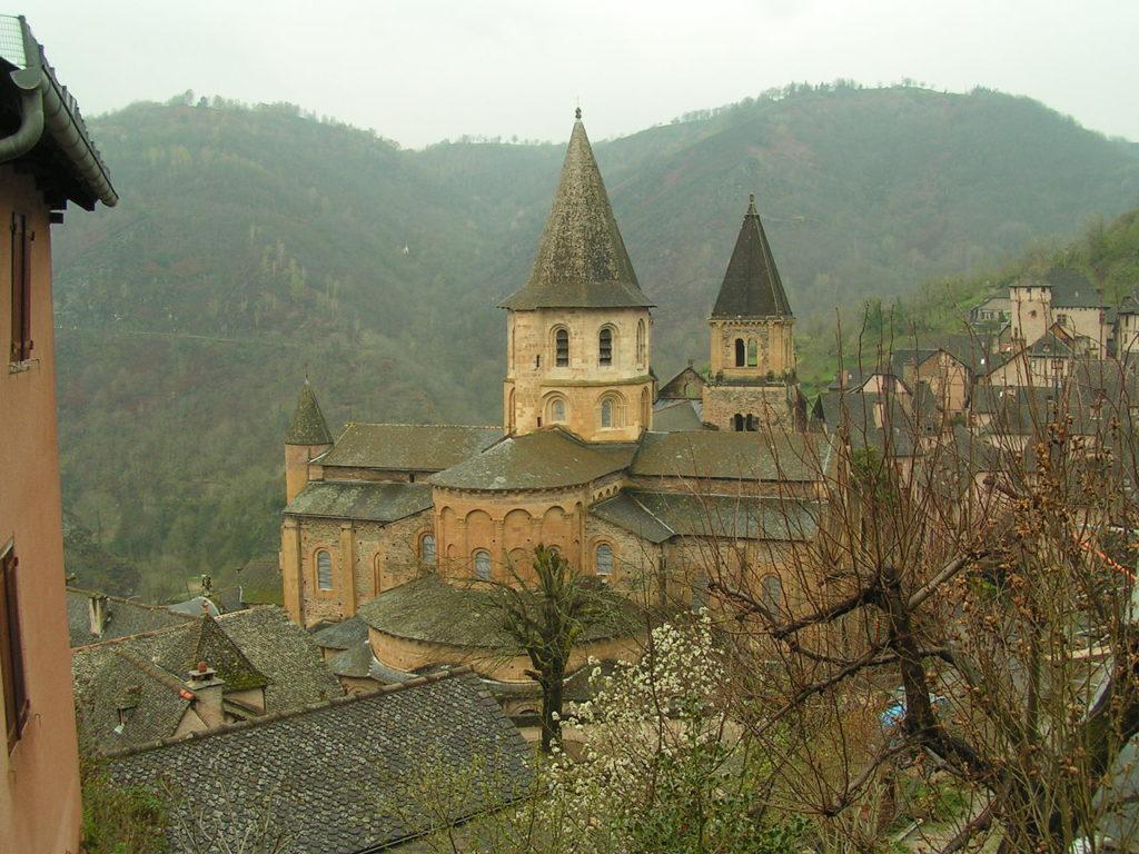 Igreja de Saint Foy - Conques - França