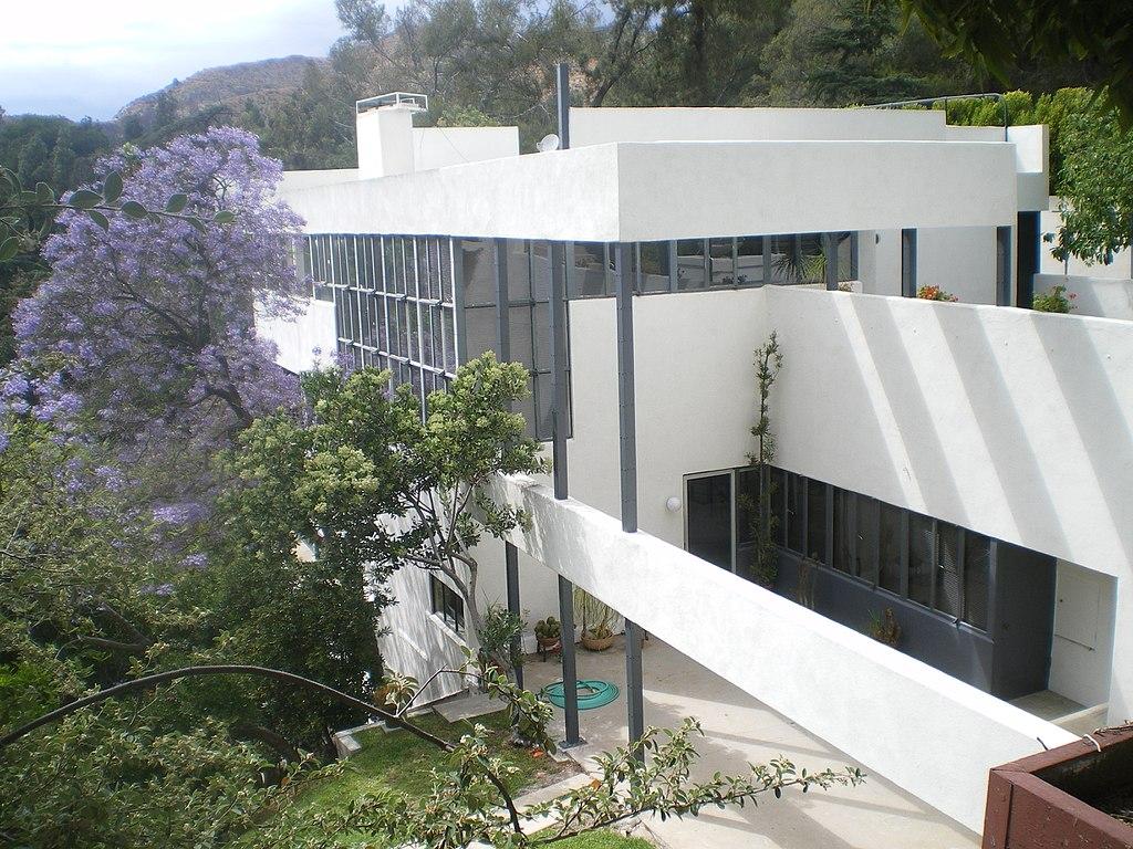 Lovell House (Health House) - Los Angeles - California