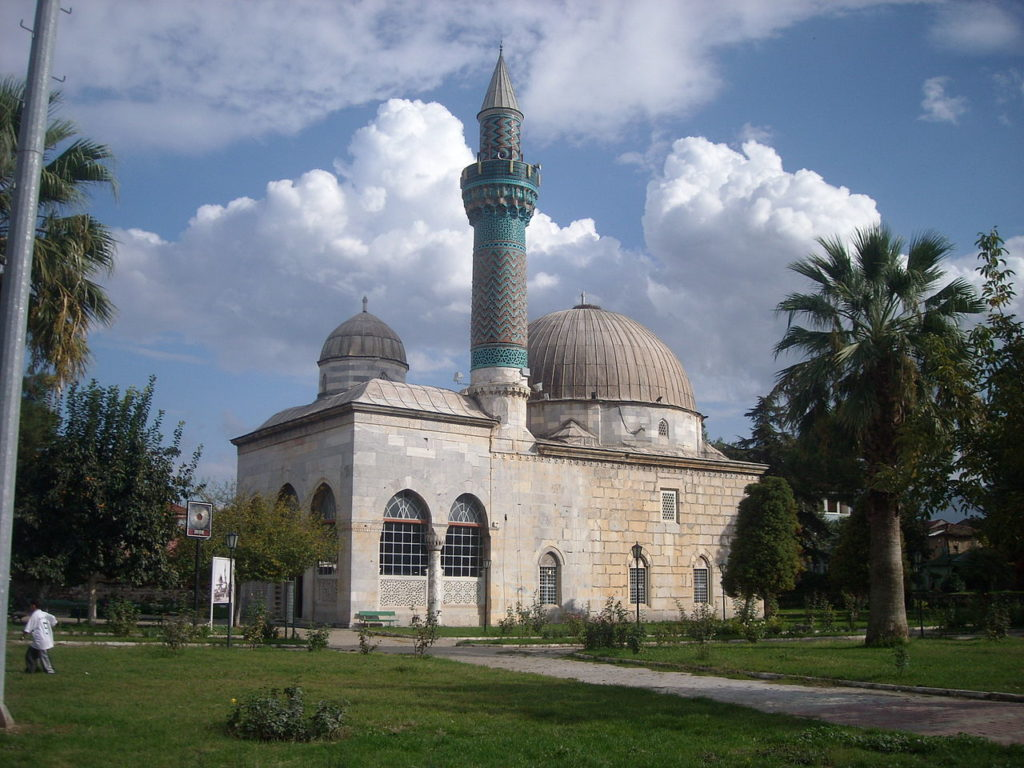 Mesquita Yeşil em Iznik