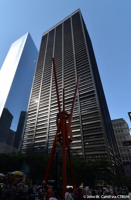 One Liberty Plaza - John Cahill