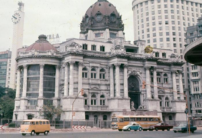 Palácio Monroe - 1970
