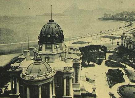 Palácio Monroe - Av Beira Mar - 1931