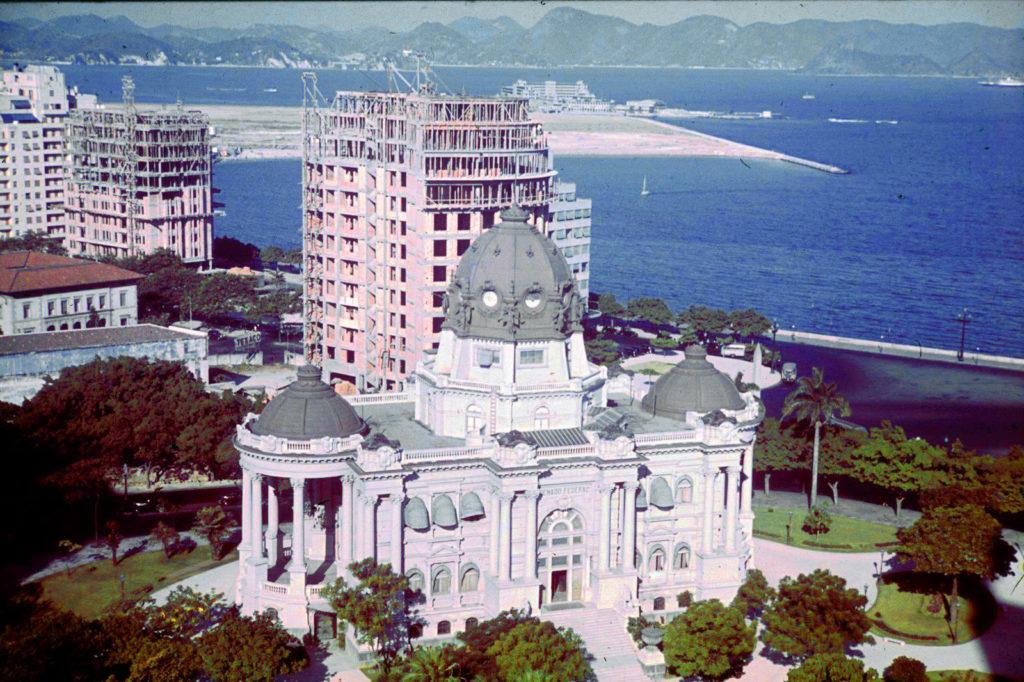 Palácio Monroe - em Cores