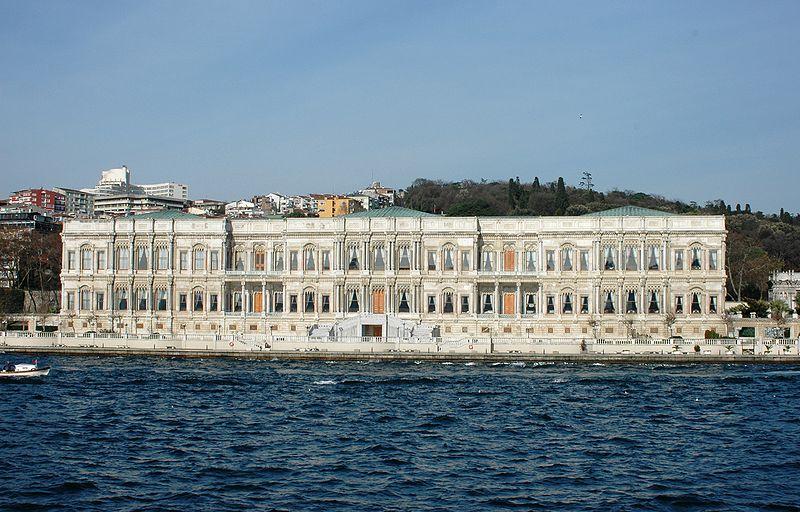 Palácio de Çırağan - Istambul