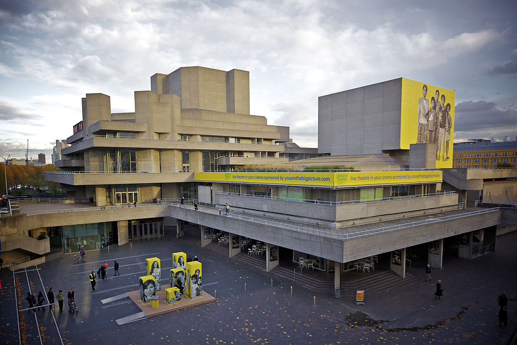 Royal National Theatre - Londres - 1976