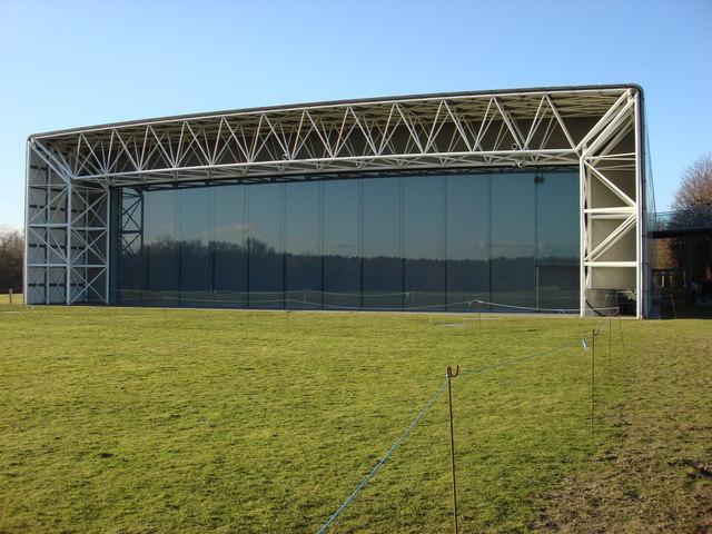 Sainsbury Centre - University of East Anglia