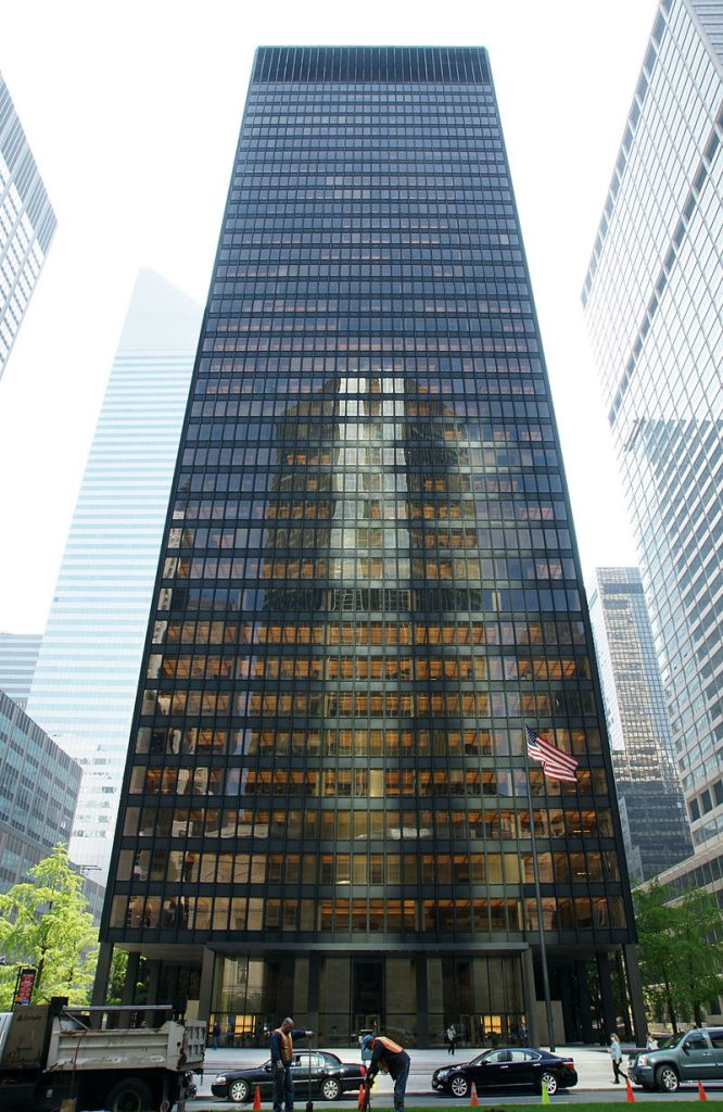 Seagram Building - New York
