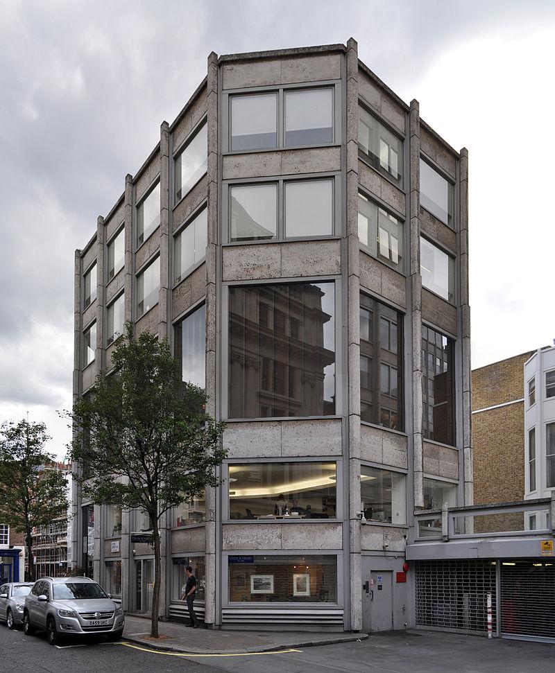 The Economist building - London - 1965