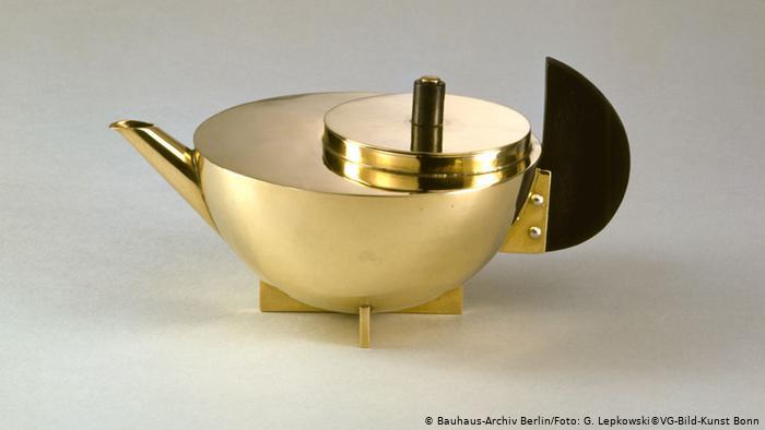 Chaleira Bauhaus