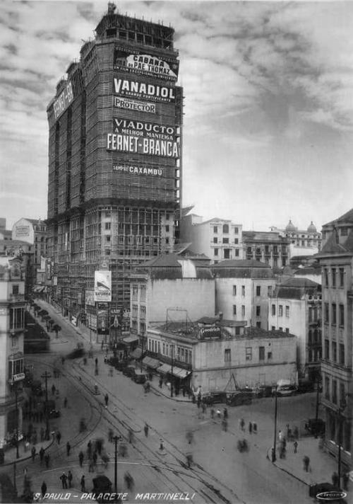 Edifício Martinelli - 1929