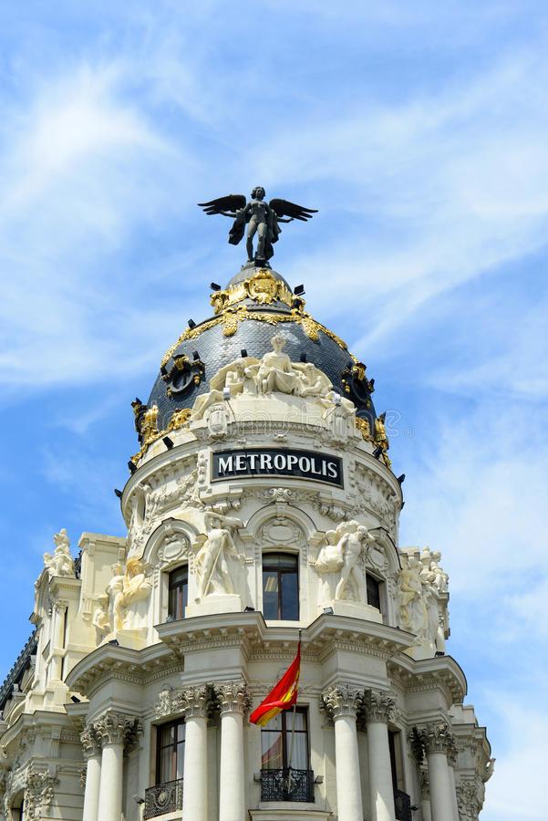 Edifício Metropolis - Madrid