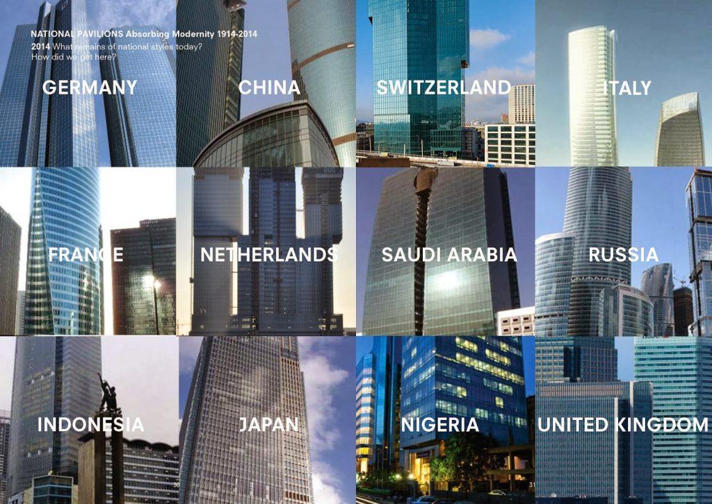 Identidade Global?
