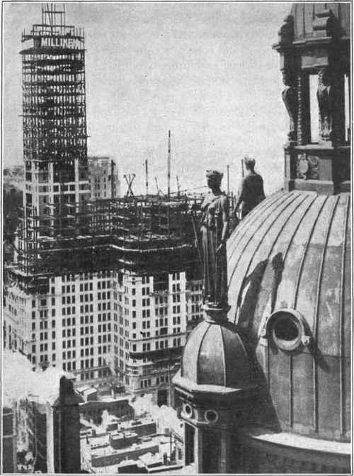 City Investin Building - 1907 - em obras