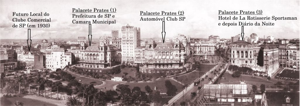 Palacetes Prates - 1928
