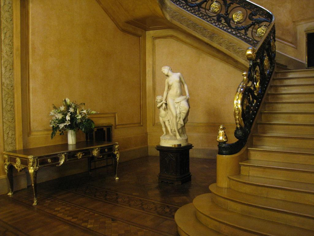 Palacio San Martin - Escultura