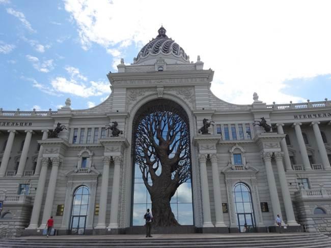 Palácio do Agricultor - Kazan - Rússia - 3
