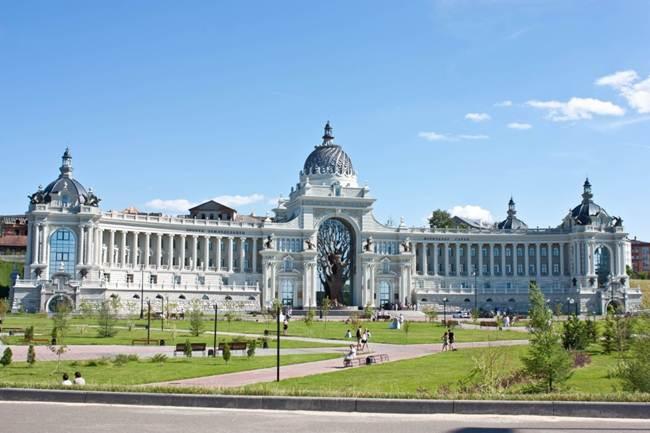 Palácio do Agricultor - Kazan - Rússia - 5