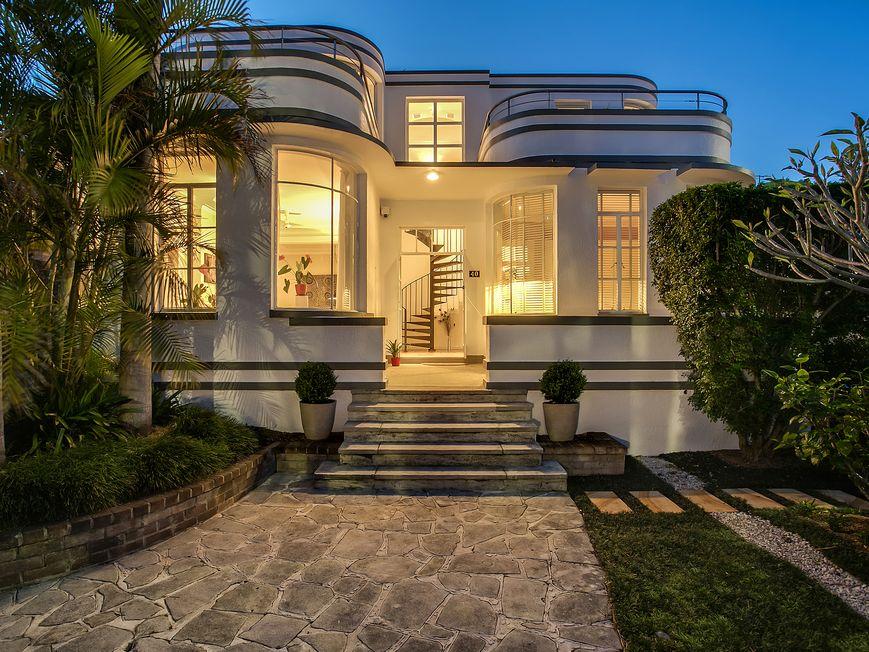 Casa Arte Deco - Austrália