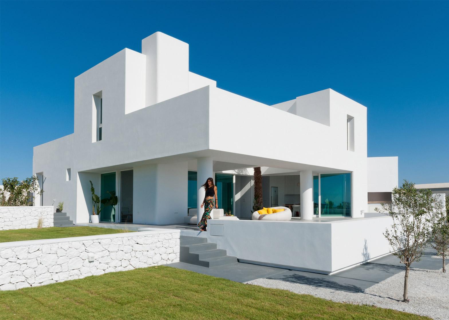 Casa de Veraneio - Santorini