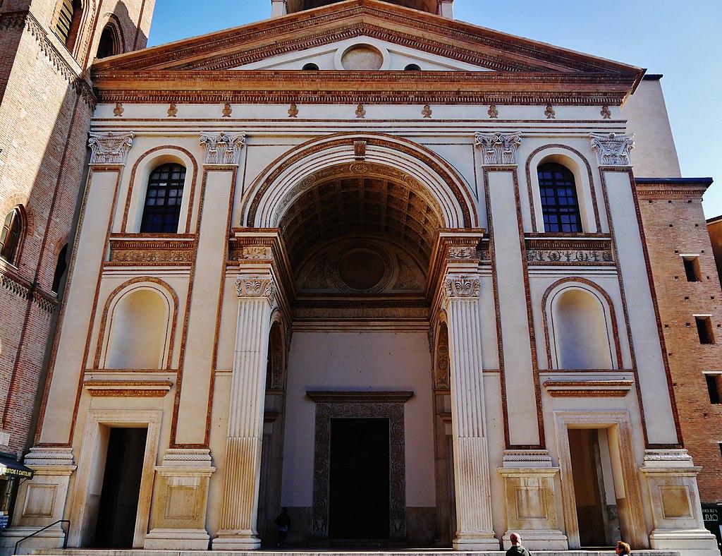 Basilica de Santa Andrea - Mantua