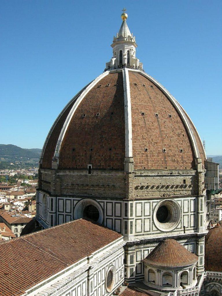 Cúpula da Catedral de Florença - A Basilica di Santa Maria del Fiore