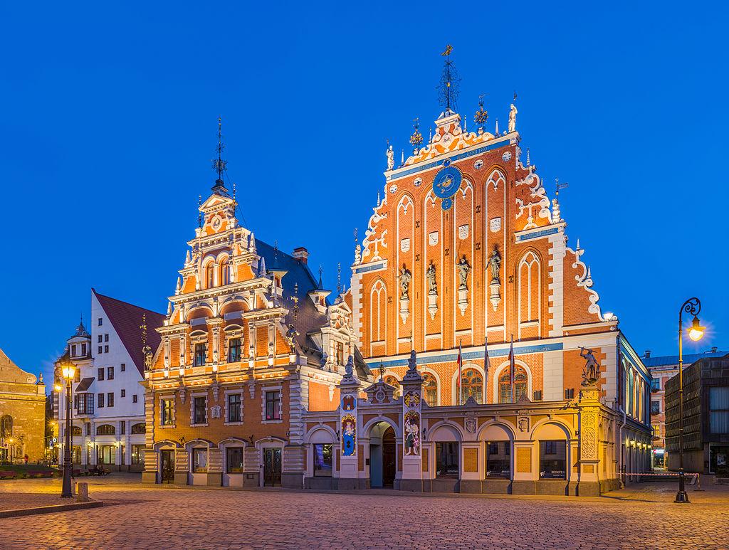 Casa Blackheads - Riga - Letônia