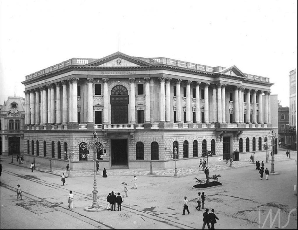 Casa da Moeda - 1890 - Marc Ferrez
