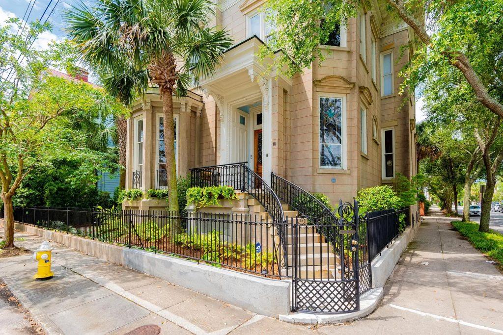 Casa em Charleston