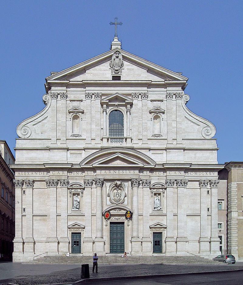 Igreja di Gesú - Roma