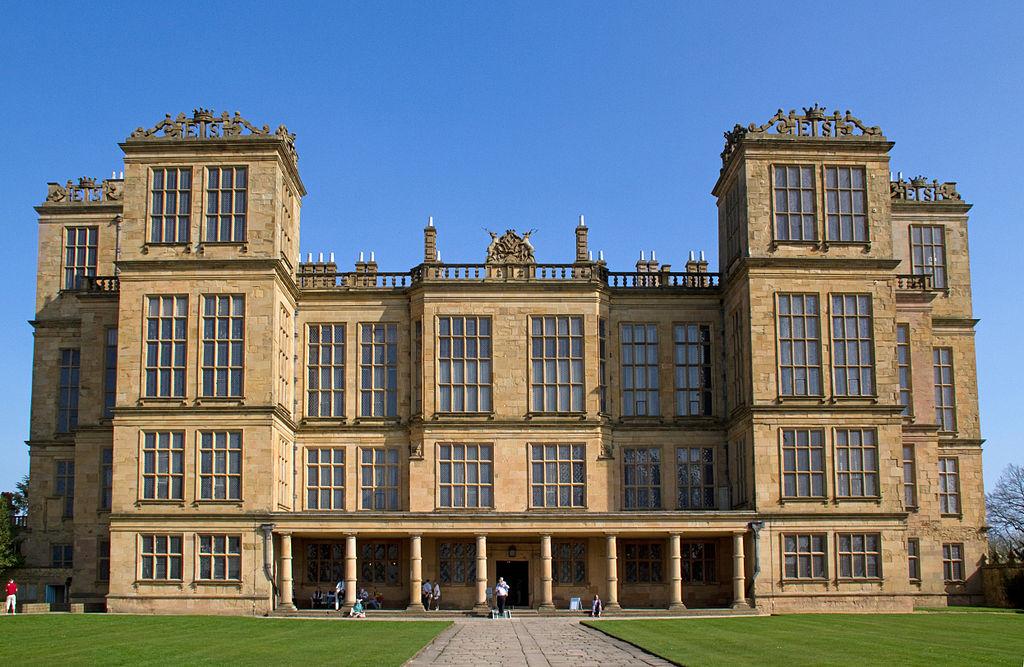 Renascimento na Inglaterra - Hardwick Hall