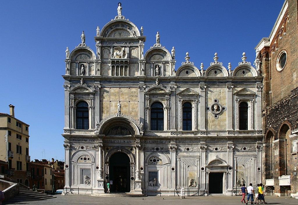 Scuola Grande di San Marco - Veneza