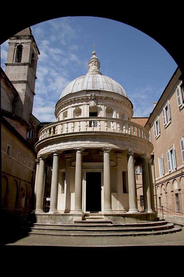 Tempietto San Pietro - Montorio - Roma