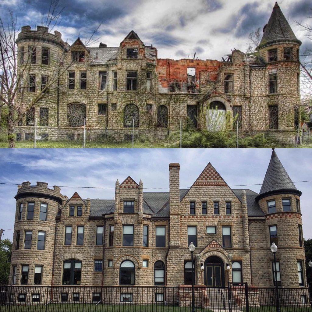 James Scott Mansion - Detroit